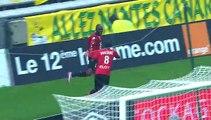 13/09/15 : Giovanni Sio (89') : Nantes - Rennes (0-2)