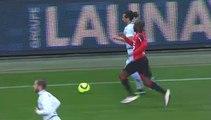02/04/16 : Kamil Grosicki (12') : Rennes - Reims (3-1)