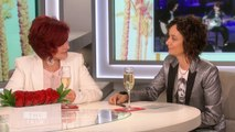 The Talk - Sara Gilbert's Tearful Words to Sharon Osbourne; 'I love you and this is not goodbye'