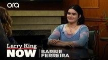 Barbie Ferreira explains why she's so open on social media