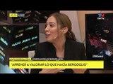"Vidal en TN Central: ""Me interesa volver a estar en pareja"""