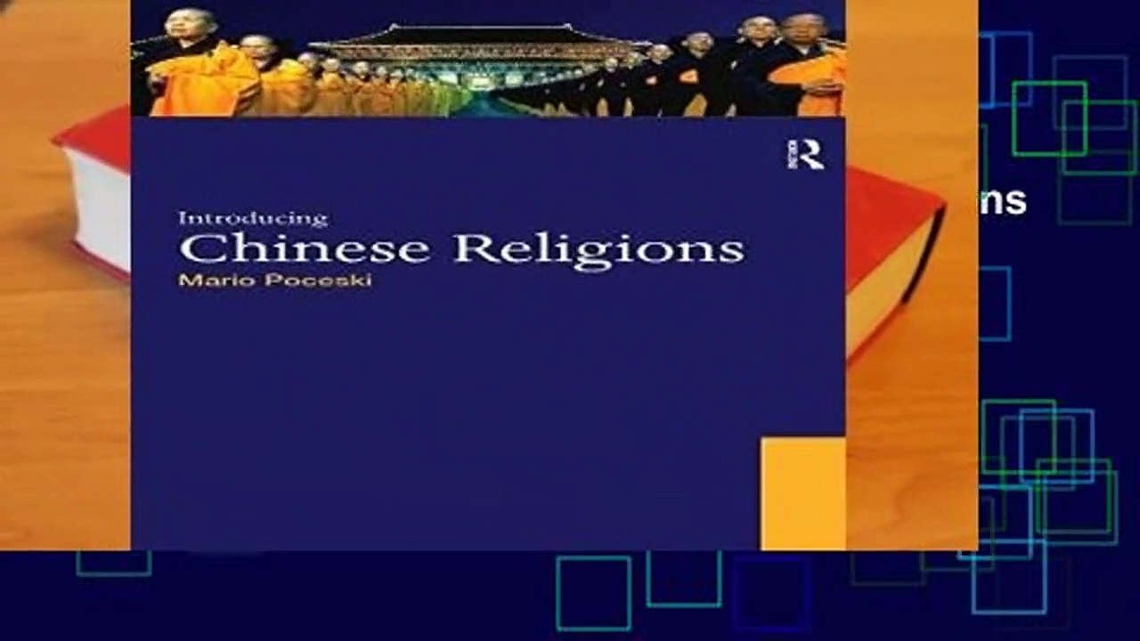 About For Books  Introducing Chinese Religions (World Religions)  For Free