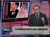 Teditorial: Planning for a gay wedding