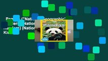 "Pandas (""National Geographic"" Readers) (National Geographic Readers) (National Geographic Kids"