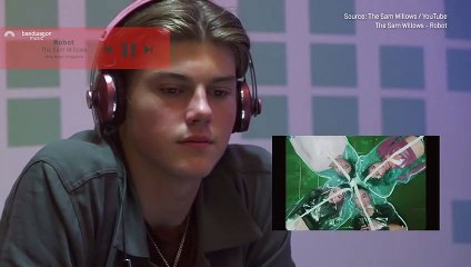 Ruel reacts to pop music from Singapore | Bandwagon Taste-Test