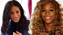 Serena Williams Talks About Meghan Markle And Their Close Friendship In New Interview