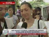 Letran player's GF laid to rest