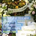Carla Bruni, Béatrice Dalle et Marlène Schiappa rendent hommage à Marie Trintignant