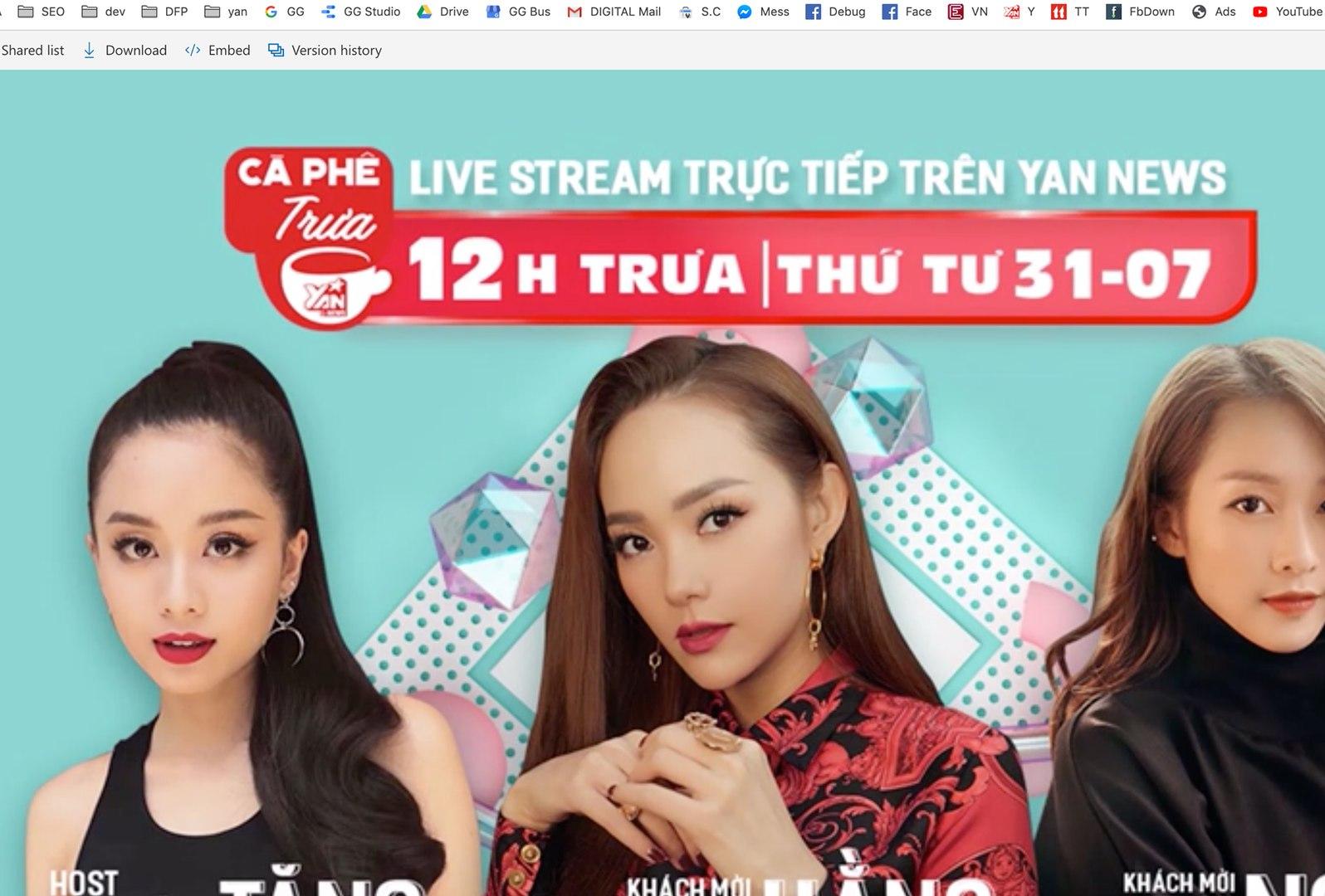Minh Hằng, Khả Ngân – Chị em showbiz cực lầy lội cùng host Tuyền Tăng I CÀ PHÊ TRƯA