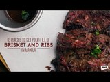 10 Places to Get Your Fill of Brisket and Ribs in Manila