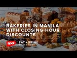 Bakeries in Manila With Closing-Hour Discounts