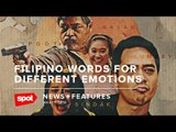 Filipino Words for Different Emotions