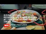 Going Local: 10 Reinvented Pinoy Dishes at the Funlasang Pinoy Twist Fest