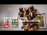 BPI's Historia Exhibit at Ayala Museum