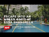 Escape Into an Urban Oasis at EDSA Shangri-La