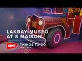 Sneak Peek: Walk-through of Lakbay Museo at S Maison