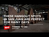These Hangout Spots in San Juan Are Perfect For Rainy Days