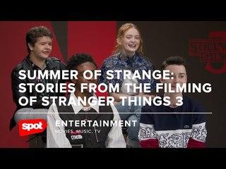 Summer of Strange: Stories From the Filming of Stranger Things 3