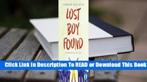 Full E-book Lost Boy Found: Overcoming My OCD  For Trial