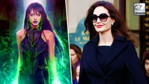 Heres Why Angelina Jolie Agreed To Play A Superhero In Marvels The Eternals