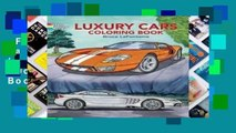 Full E-Book  Luxury Cars Coloring Book (Dover Coloring Book) (Dover History Coloring Book)  For
