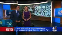 La malédiction des Kennedy: Une petite-fille de Robert, âgée de seulement 22 ans, retrouvée morte dans la maison familiale - VIDEO