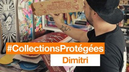 #CollectionsProtégées - Dimitri - Orange