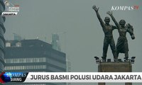 Jurus Basmi Polusi Udara Jakarta