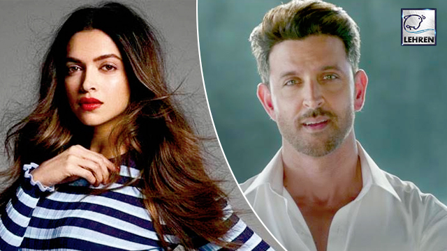 Hrithik And Deepika To Play Ram-Sita?