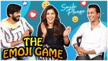 Smile Please | The Emoji Game | Lalit Prabhakar, Mukta Barve, Vikram Phadnis