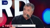 RMC : Jean-Marie Bigard tacle Gad Elmaleh 31/07/2019