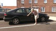 Ces Nordistes retrouvent des taches de graisse sur leur voiture, ils accusent alors une usine belge de frites