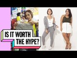 Is It Worth The Hype?: Taytay Tiangge