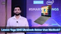 Lenovo Yoga S940 Ultrabook: Better than MacBook?