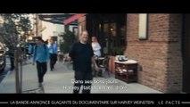 La bande-annonce glaçante du documentaire sur Harvey Weinstein