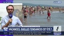 Où les Français ont décidé de partir en vacances cet été?
