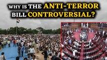 Rajya Sabha passes Anti-Terror bill amid Opposition concerns over misuse