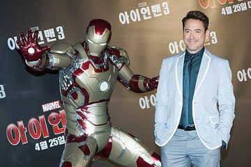 Robert Downey Jr. Reflects on What it Was Like to Play Iron Man