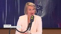 """Nouvelle taxe sur les billets d'avion : """"Il n'est pas possible"""" d'augmenter les prix """"dans une concurrence totale"""", promet Anne Rigail"""