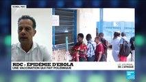 """Ebola en RDC : Un 4e cas détecté, la situation """"très difficile à contrôler"""""""