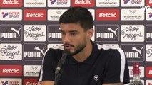 """Loris Benito : """"J'espère jouer quelques minutes ce week-end"""" #Girondins"""