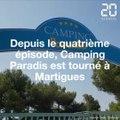 Martigues: On a visité le lieu de tournage de «Camping Paradis»
