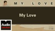 品冠 Victor Wong【My Love】HD 高清官方歌詞版 MV