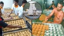 తిరుమల లడ్డూకు 304 ఏళ్ళు || Tirumala Srivari Laddu 304th Birthday Viral In Social Media || Oneindia