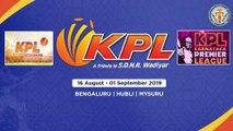 Karnataka Premier League 2019 Full Schedule || Oneindia Telugu