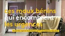Urgences : dans un tweet, un médecin appelle les patients à la raison