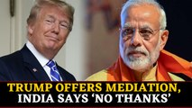 India Rejects Trump's Mediation Offer On Kashmir Again