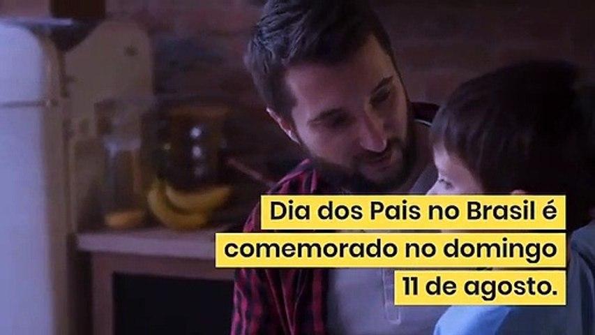 Abdul Hadi Mohamed Fares | Dia dos Pais no Brasil 2019