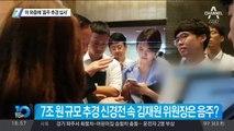 김재원, 이 와중에 '음주 추경 심사'