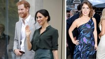 Princess Eugenie On Same Diet Pills That Prince Harry Used Before Meghan Markle Royal Wedding